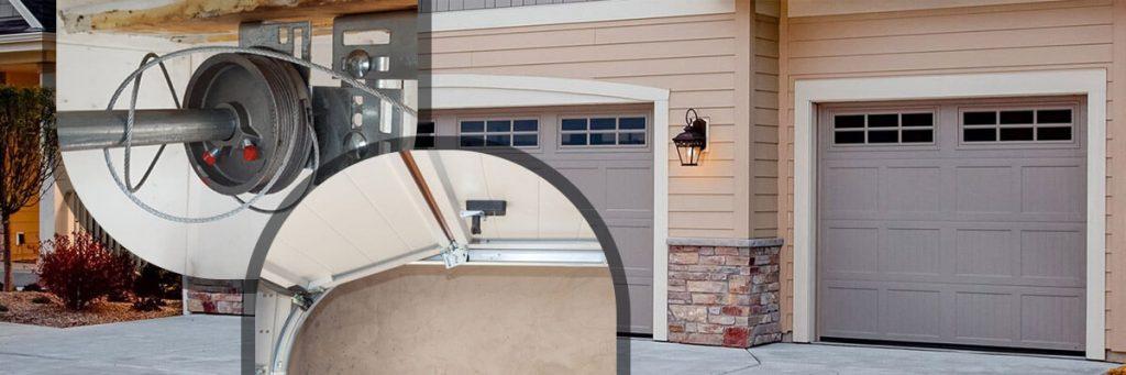 Garage Door Cables Repair Hurst