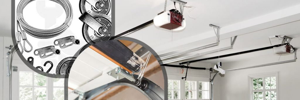 Garage Door Tracks Repair Hurst